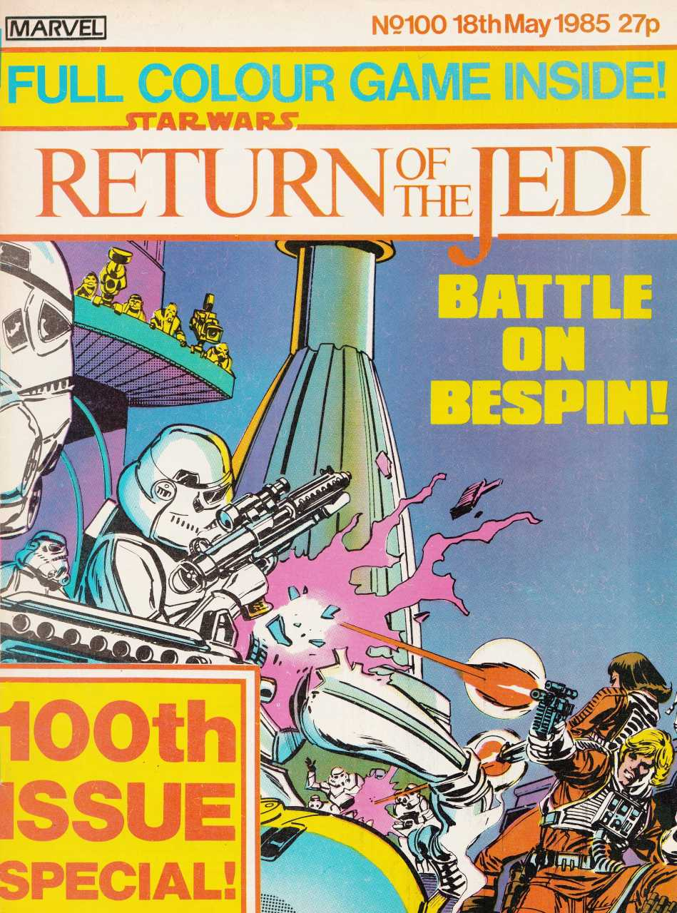 Return of the Jedi Weekly 100