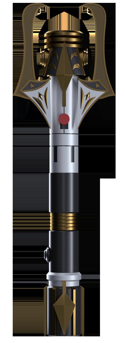Stellan Gios's lightsaber