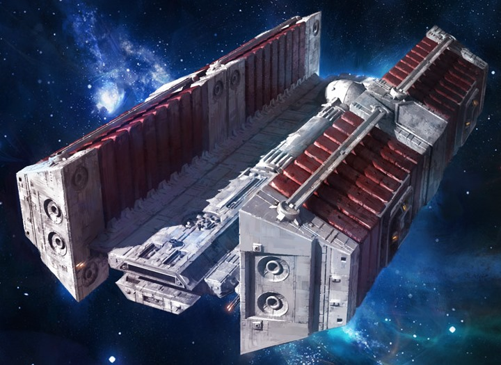 BFF-1 bulk freighter