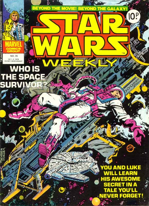 Star Wars Weekly 35