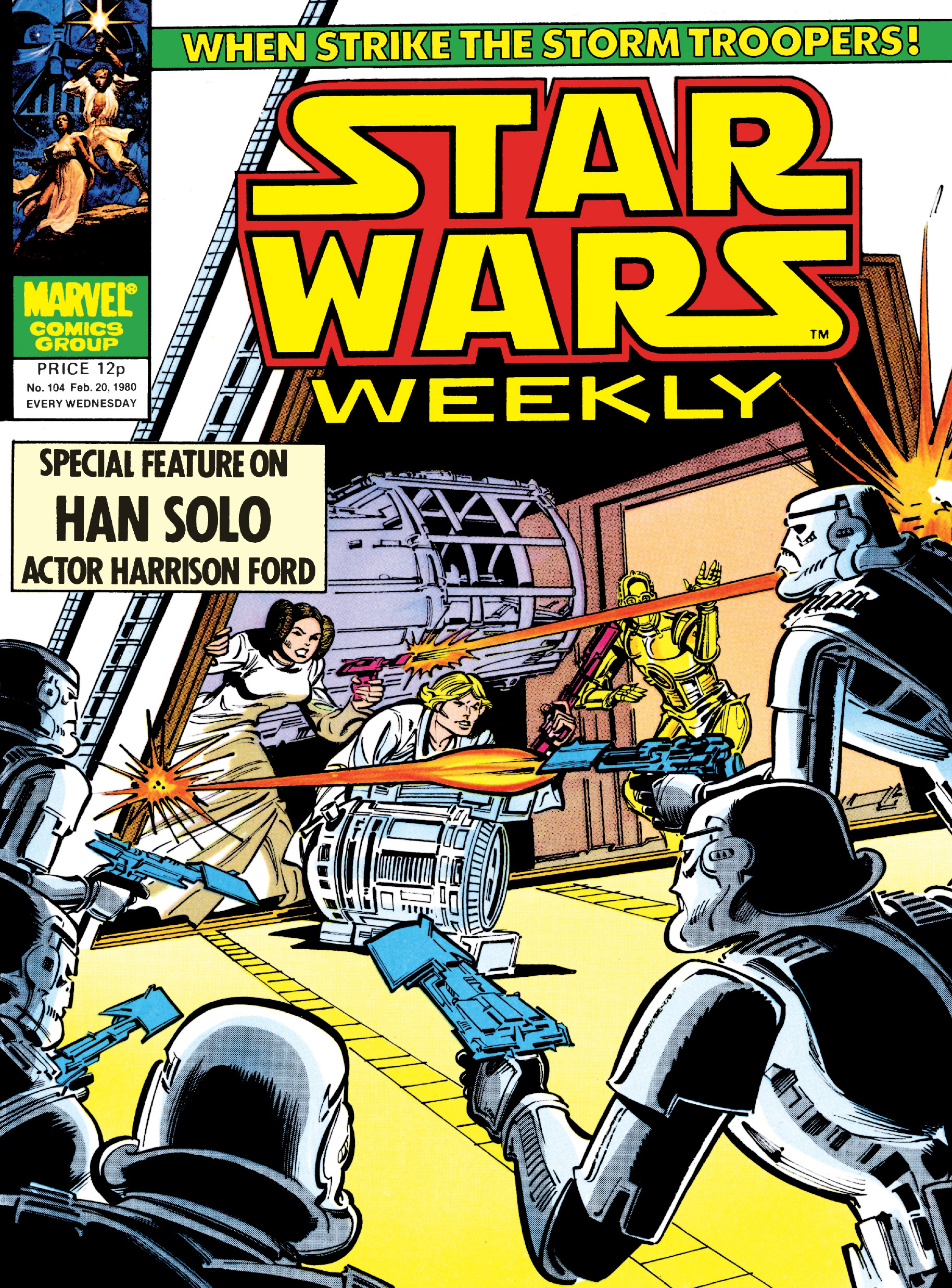 Star Wars Weekly 104