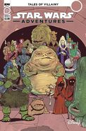 Star Wars Adventures 11 cover B not final