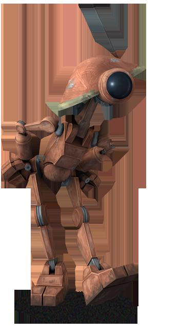 DUM Pit Droid