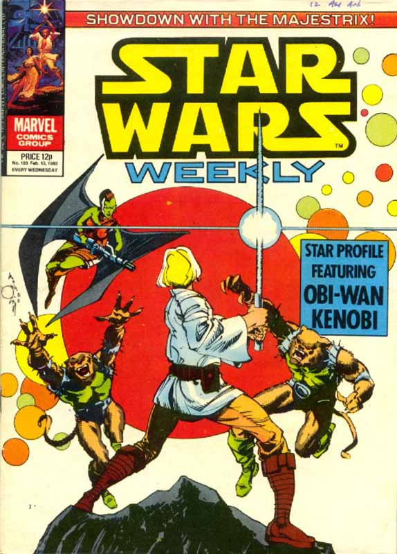 Star Wars Weekly 103