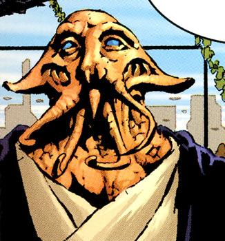 Unidentified Quarren Jedi student