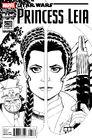 Princess Leia 1 Books A Million Amanda Conner Sketch Variant