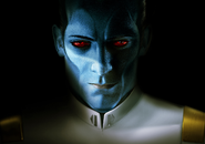 Thrawn Barnes and Noble full art