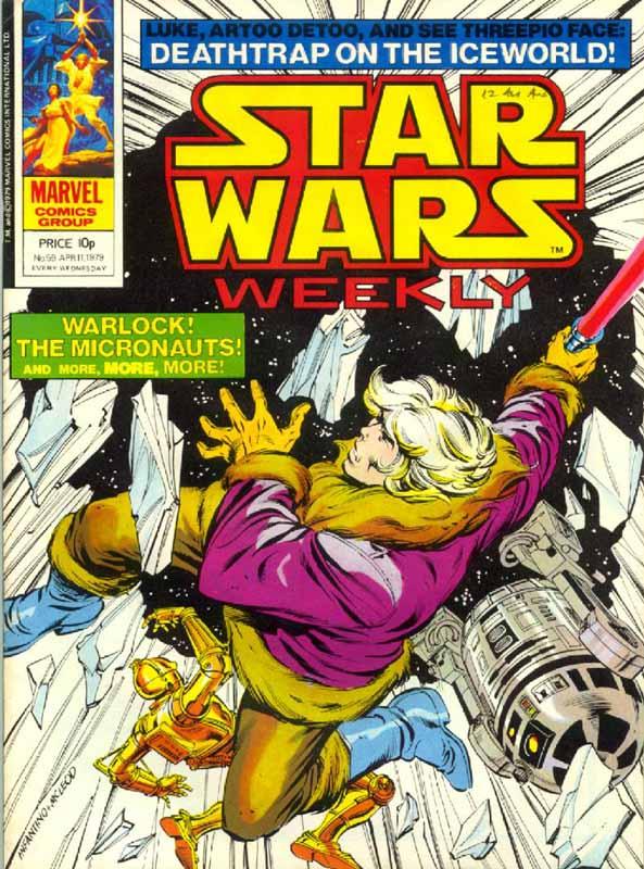 Star Wars Weekly 59