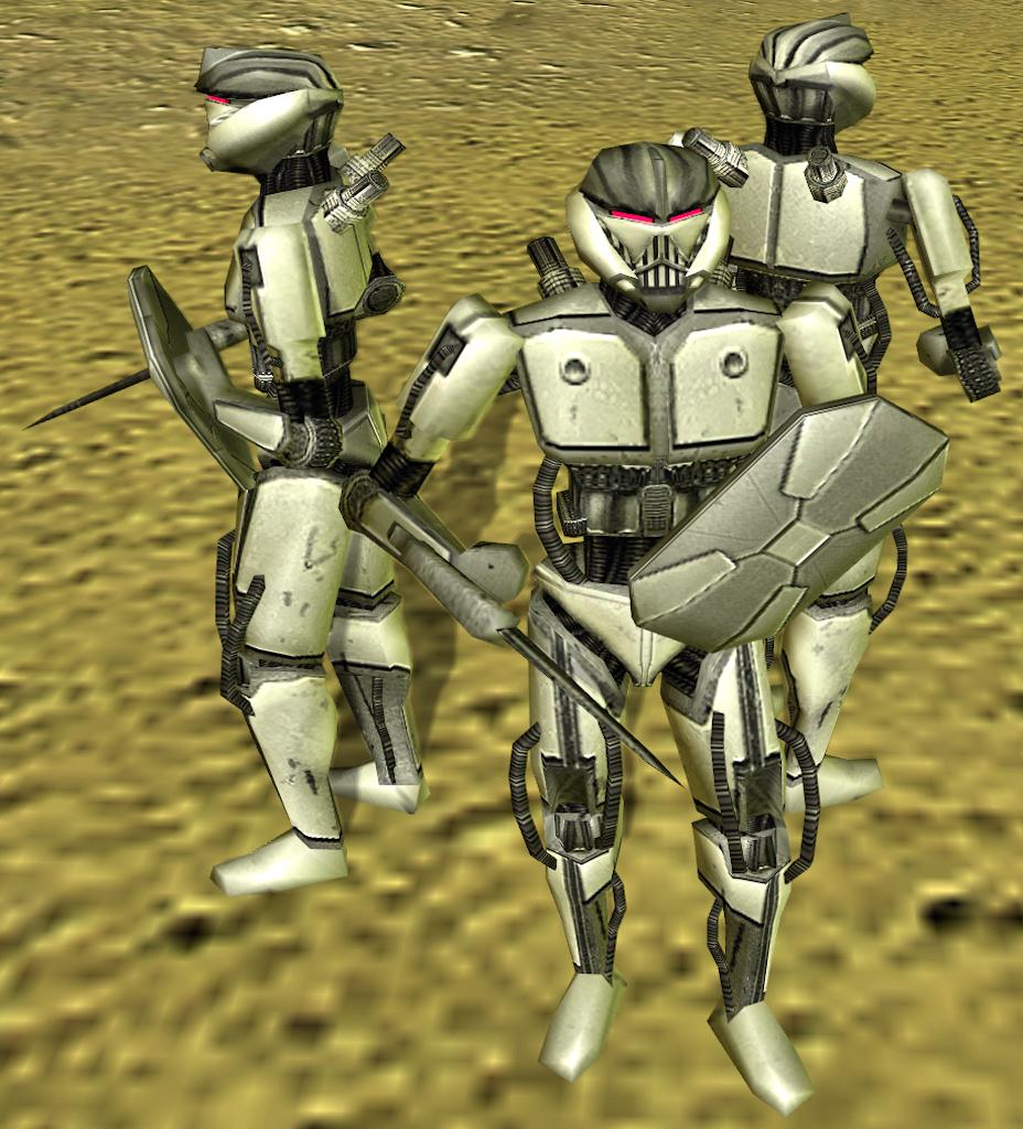 Phase I dark trooper