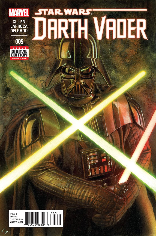 Darth Vader 2015 5 Wookieepedia Fandom