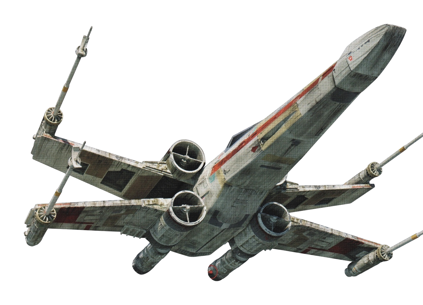 T-65C-A2 X-wing starfighter