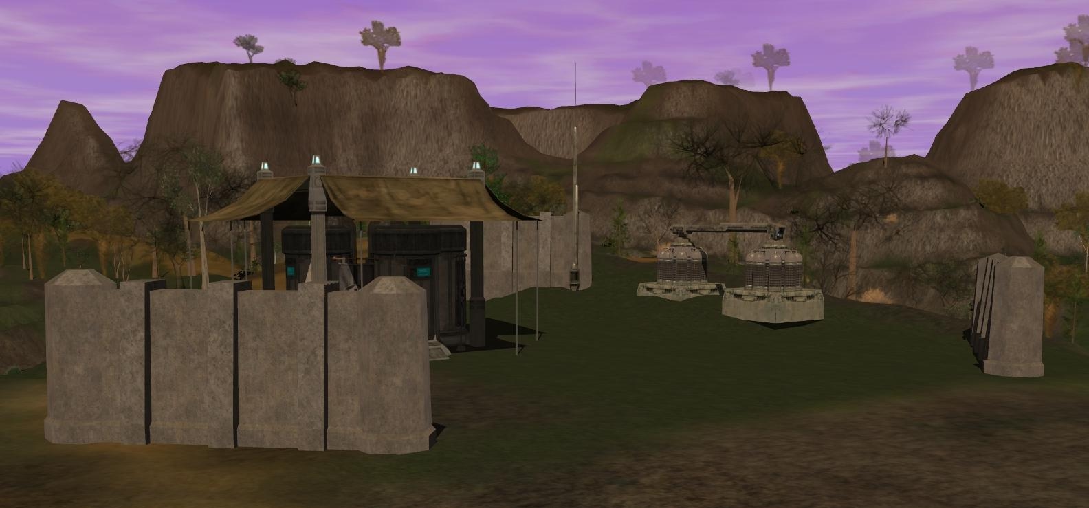 Imperial Forward Base Camp (Talus)