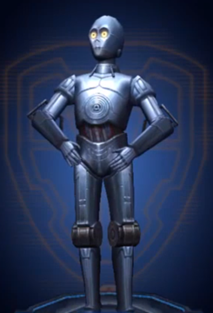 3NX-series Protection Droid