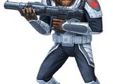 Rebel vanguard division