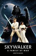 Skywalker A Family at War cover