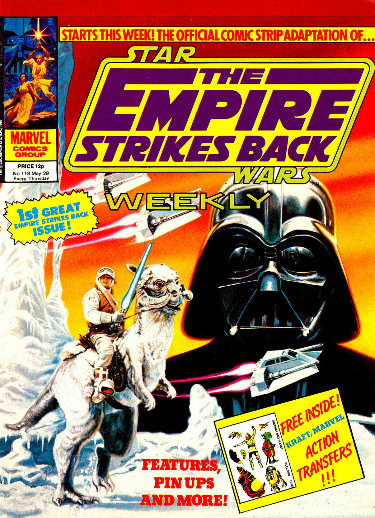 The Empire Strikes Back Weekly 118
