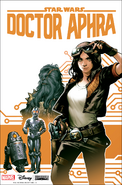 Doctor Aphra 1 cover
