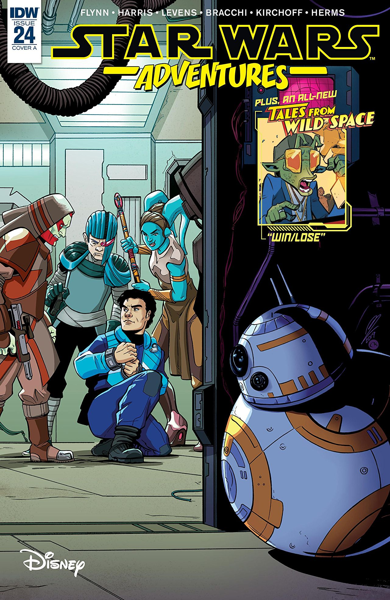 Star Wars Adventures 24