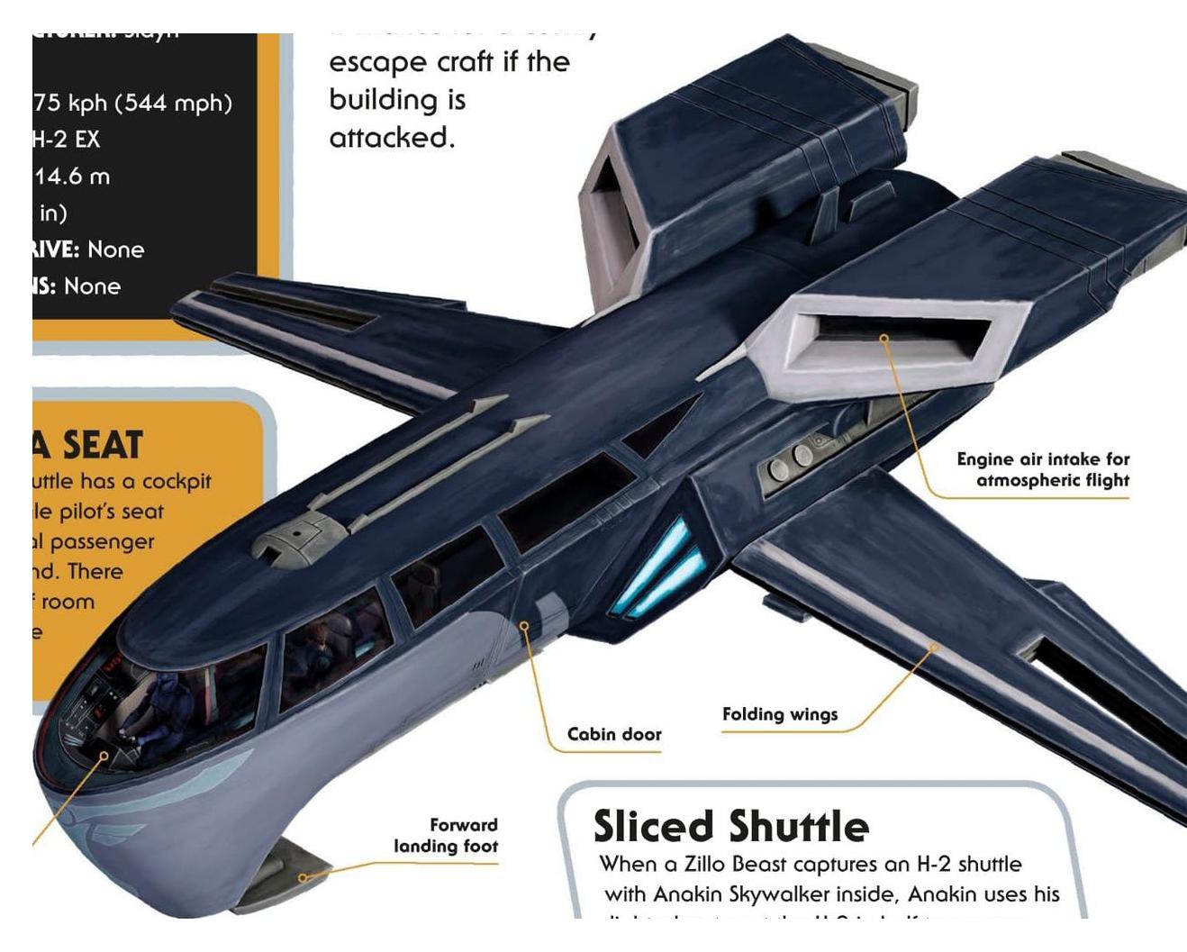 H-2エグゼクティヴ・シャトル
