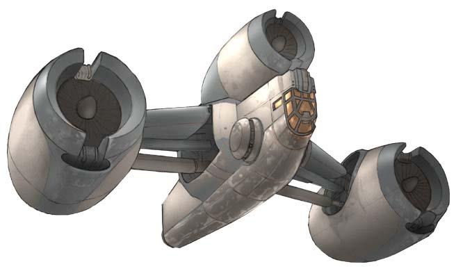 Longshot (Tri-Mark VII Interceptor)