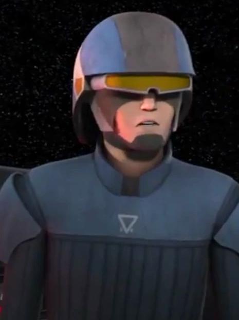 Unidentified Rebel trooper (Phoenix Nest)