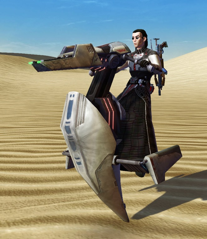 Scout (hoverbike)