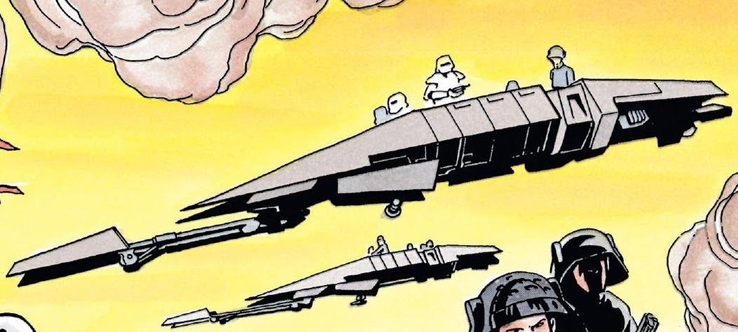 Stormtrooper transport (Trogan)