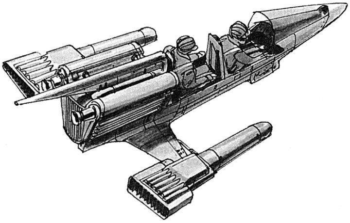 T-13 Airspeeder