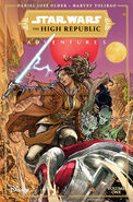 The High Republic Adventures TPB final cover