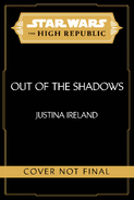 The High Republic Out of the Shadows preliminary cover