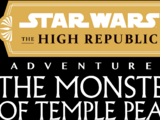Star Wars: The High Republic: The Monster of Temple Peak