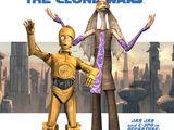 Clone Wars Webcomic: Departure