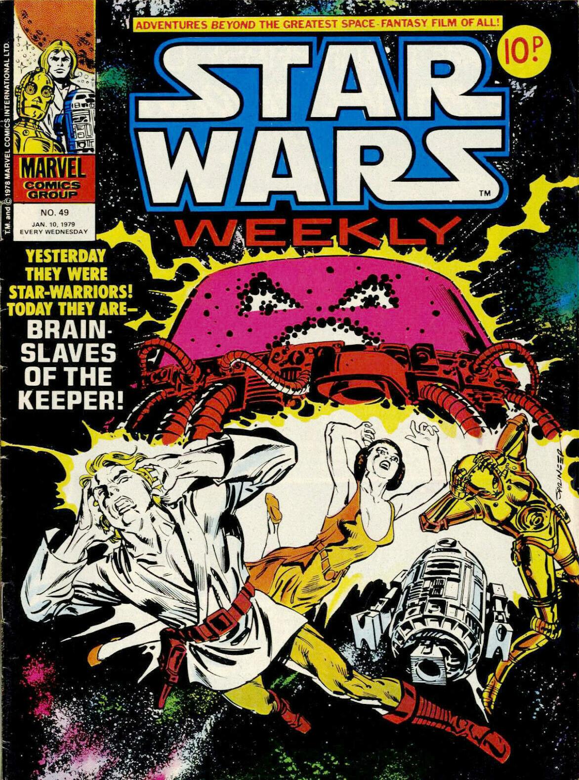 Star Wars Weekly 49