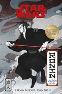 Ronin Barnes and Noble exclusive edition cover