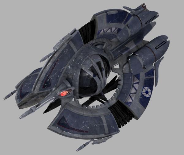 Tri-Fighter Droid