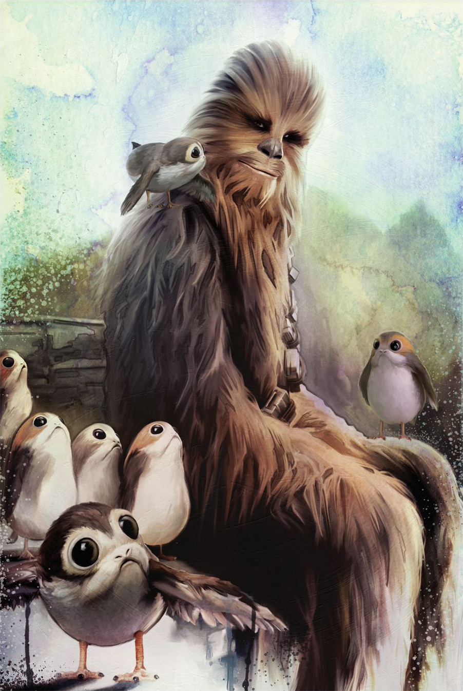 Chewie and the Porgs mural.png