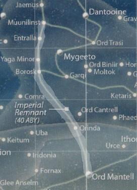 Entralla Route