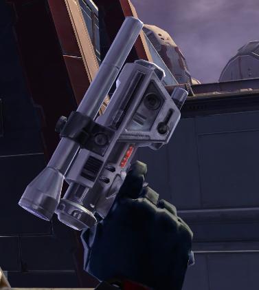 SSK heavy blaster