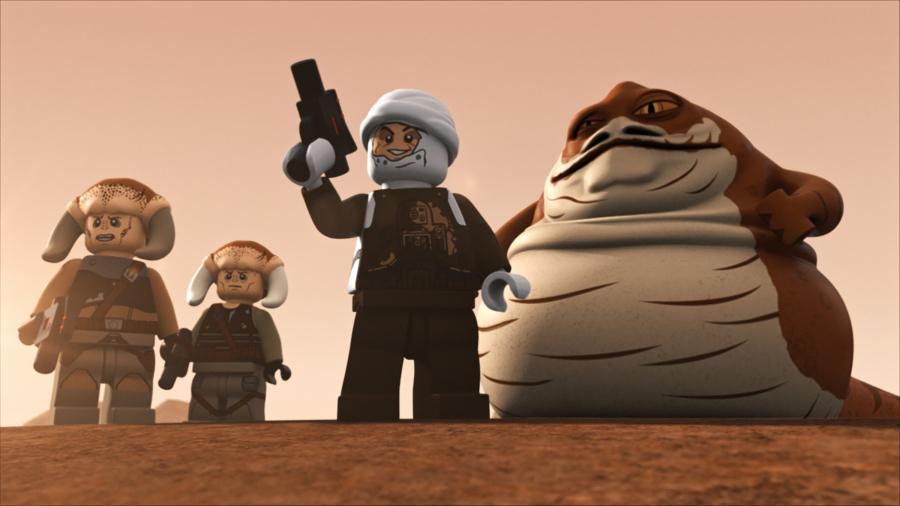 Mission to Tatooine (Kyber Saber)