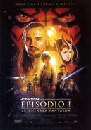 《星球大战I:幽灵的威胁》宣传海报(西班牙)