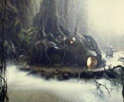 Capanno di Yoda