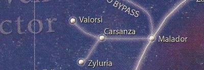 Carsanza/Legends