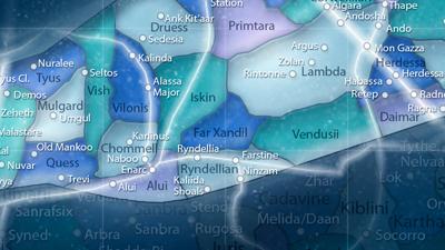 Far Xandil sector