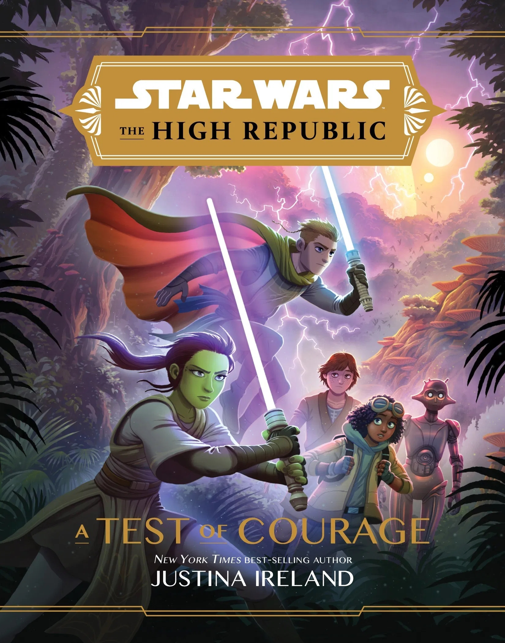 The High Republic: A Test of Courage