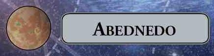 Abednedo (planet)