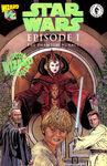 Episode I- The Phantom Menace 0.5 Cover