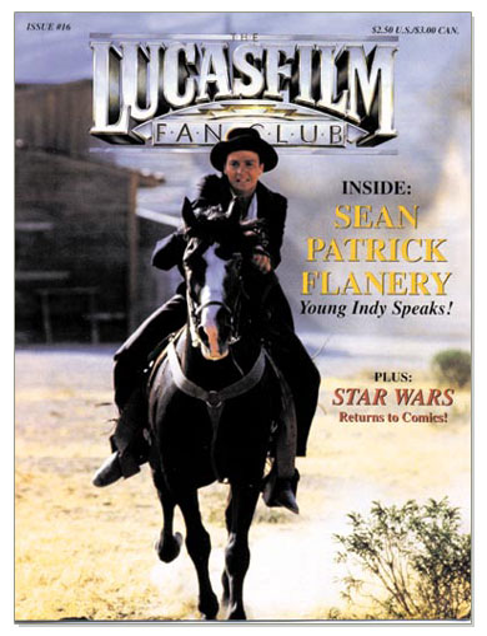 The Lucasfilm Fan Club Magazine 16