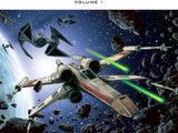 Star Wars Omnibus: X-wing: Eskadra Rogue 1
