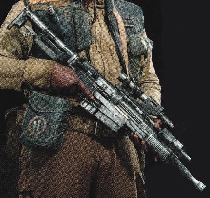 A-300 Blaster Rifle