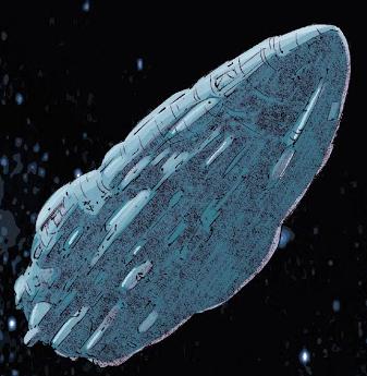 Aftab Ackbar's starship